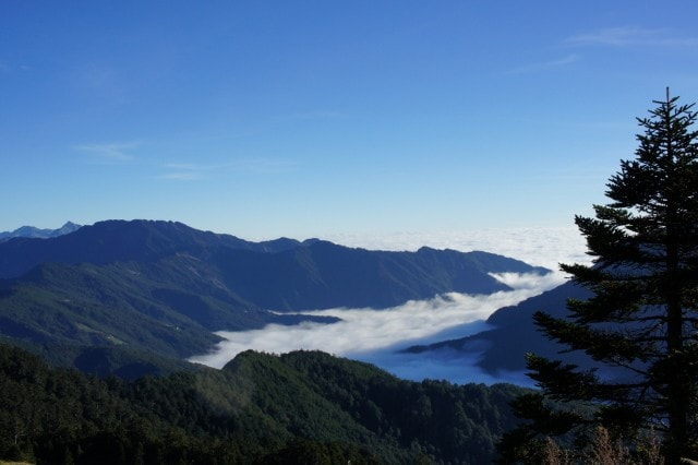 Hehuanshan Forest Recreation Area