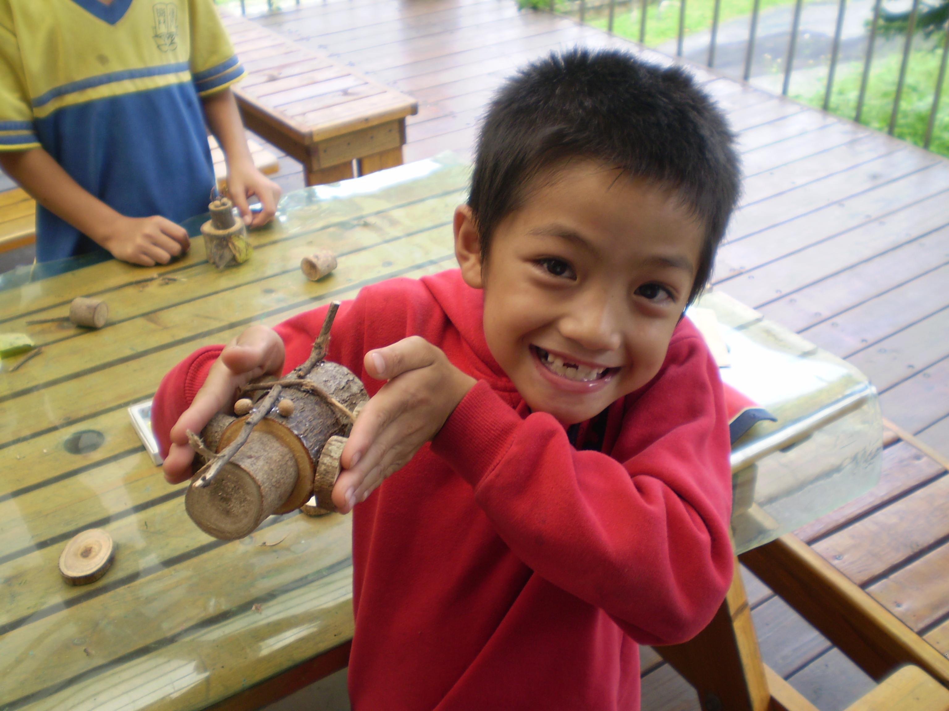 帶孩子玩出戶外學習力,首屆森林嘉年華開張囉!